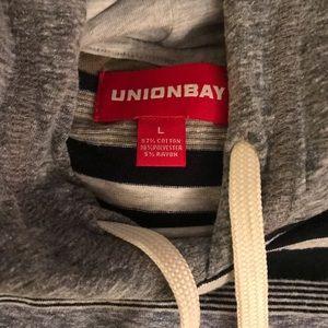 UNIONBAY Shirts - UnionBay Lightweight Hoodie